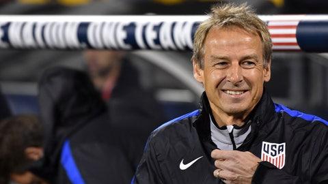 Jurgen Klinsmann: 3.5