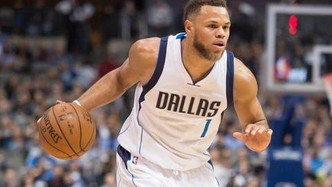 Justin Anderson, G/F, Dallas Mavericks