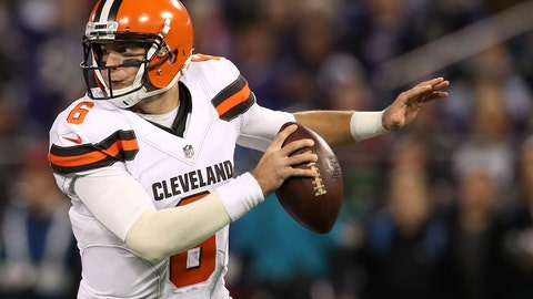 2016 Cleveland Browns