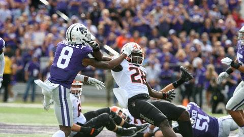 Kansas State: 57th total defense