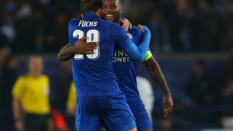 Leicester City, Group G winners