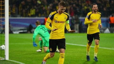 Dortmund open a can against Legia Warsaw