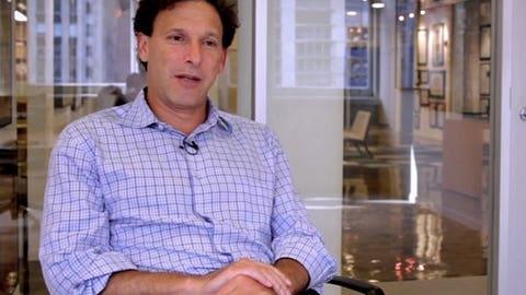 Mark Bartelstein, agent, Priority Sports