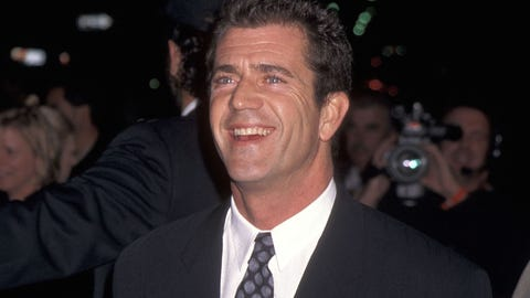 "The highest-grossing movie the week before ""Space Jam"" debuted was ""Ransom,"" starring Mel Gibson"