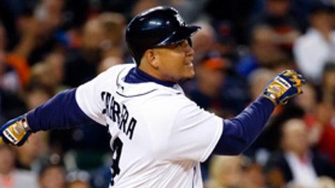 Miguel Cabrera: Detroit Tigers, 2008 (13 qualifying seasons)