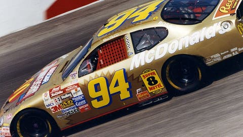 Bill Elliott - McDonald's