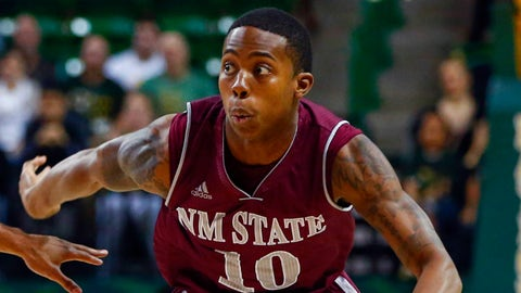New Mexico State (WAC champs)