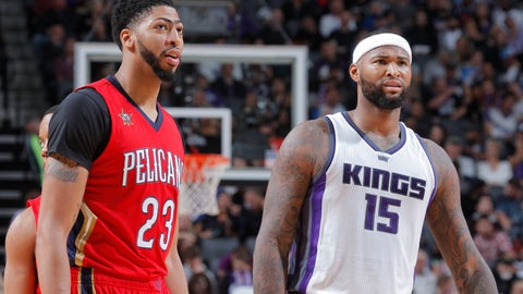 To New Orleans with Ben McLemore for Anthony Davis