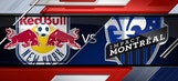 New York Red Bulls vs. Montreal Impact | 2016 MLS Highlights