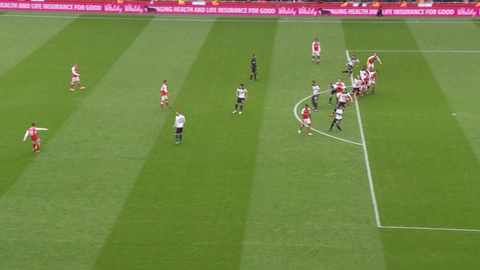 The offside rule is still very vague
