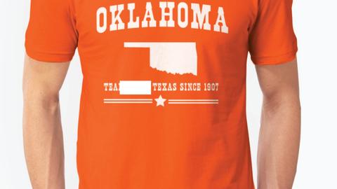 """""""OK Tea Party""""—Texas-Oklahoma"""