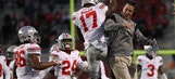 (5) Ohio State Buckeyes defeat Maryland Terapins, 62-3