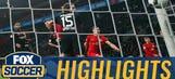 Baumgartlinger own goal gifts RB Leipzig 1-1 equalizer | 2016–17 Bundesliga Highlights