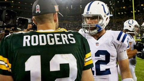 Colts 31 - Packers 26