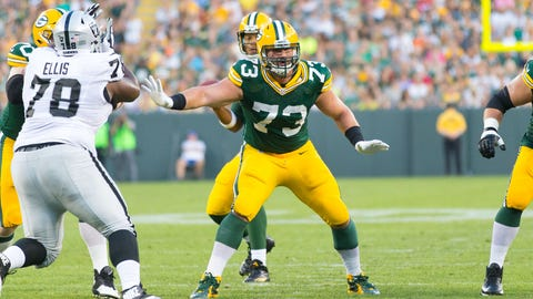 Green Bay Packers - J.C. Tretter