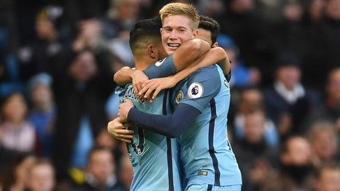 Saturday: Crystal Palace vs. Manchester City