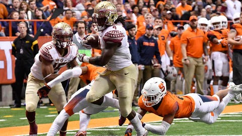 SLIDERS: 2. Dalvin Cook, RB Florida State, Jr.