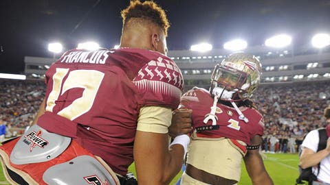 No. 12 Florida State (bye)
