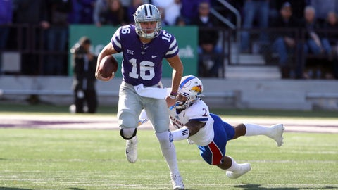 Kansas State: Jesse Ertz is one of the sport's most underappreciated QBs