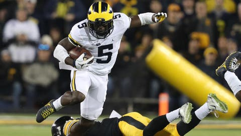 SLIDERS 3. Jabrill Peppers, LB/DB Michigan, Sr.