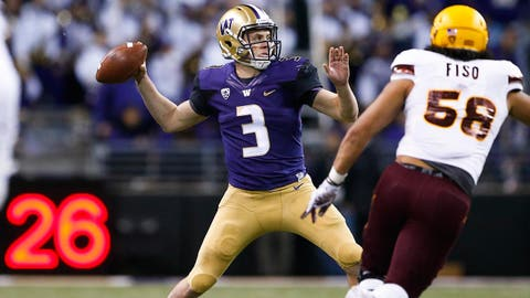 Washington Huskies (11-1)