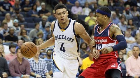 Wade Baldwin, Memphis Grizzlies