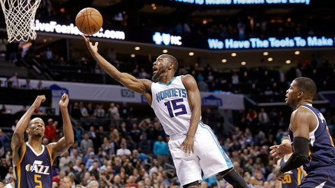 Kemba Walker is the East's best point guard right now