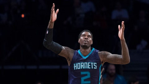 If Marvin Williams' catch-and-shoot numbers return, look out