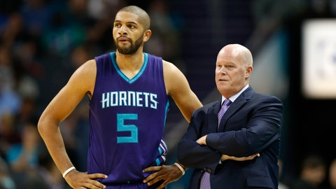 Hornets fire coach Steve Clifford