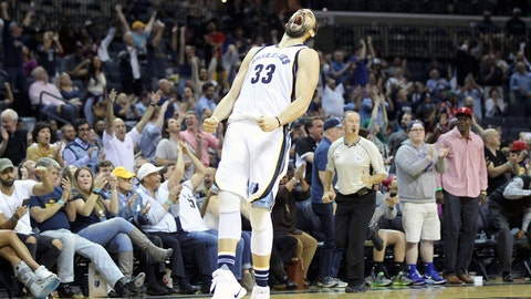 Are the Memphis Grizzlies the NBA's newest long-range threat?