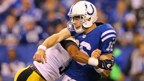 Indianapolis Colts (last week: 17)
