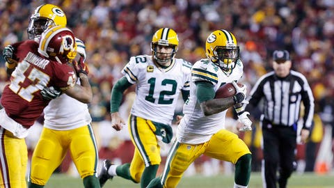 Green Bay Packers (last week: 14)
