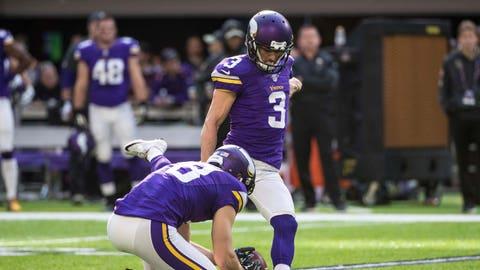Minnesota Vikings (last week: 7)