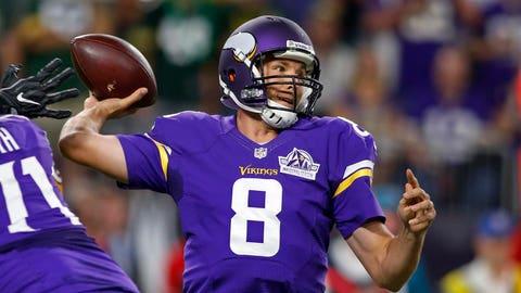 MVP, Offense: Sam Bradford, quarterback
