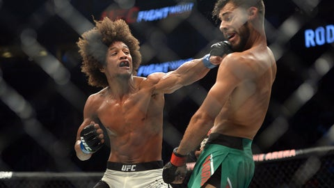 Alex Caceres vs. Jason Knight