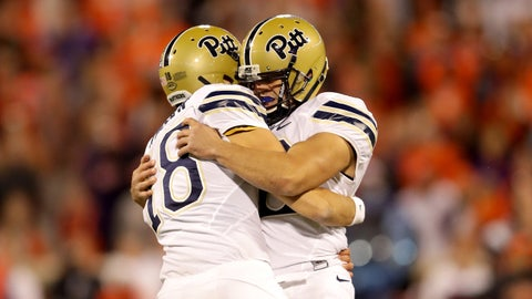 Pittsburgh Panthers (6-4)