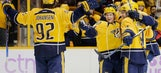 Predators LIVE To Go: Preds go 3-0-1 in homestand with 5-0 win over Ducks