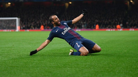 Paris St. Germain, Group A runners-up