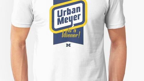"""Urban is a Wiener""—Ohio State-Michigan"