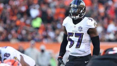 Baltimore Ravens - C.J. Mosley