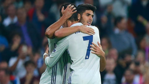 Real Madrid, Group F runners-up
