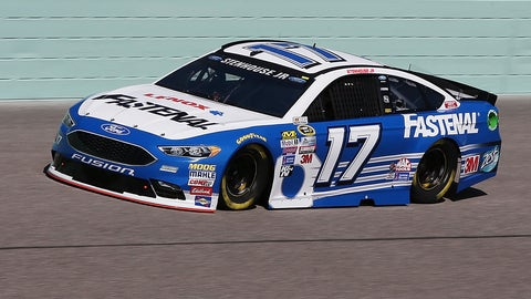 17. Ricky Stenhouse Jr.