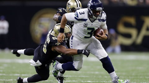 The Seattle Seahawks defense cannot also play offense