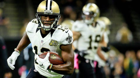 3. Michael Thomas, Saints