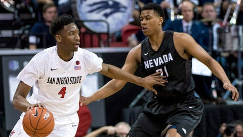 San Diego State (Mountain West champs)