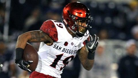 San Diego State RB Donnel Pumphrey