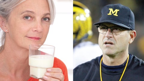 Milk—Jim Harbaugh