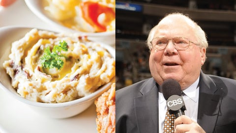 Mashed Potatoes—Verne Lundquist
