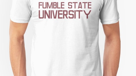 """Fumble State University""—Florida-Florida State"