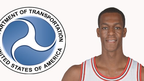 Secretary of Transportation: Rajon Rondo